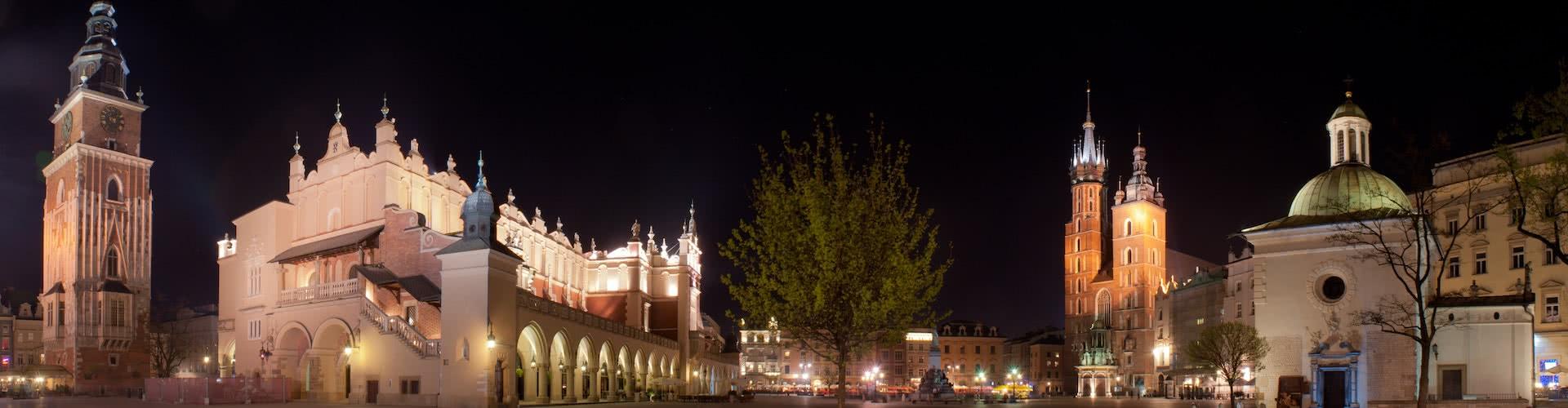Titelbild von Krakau
