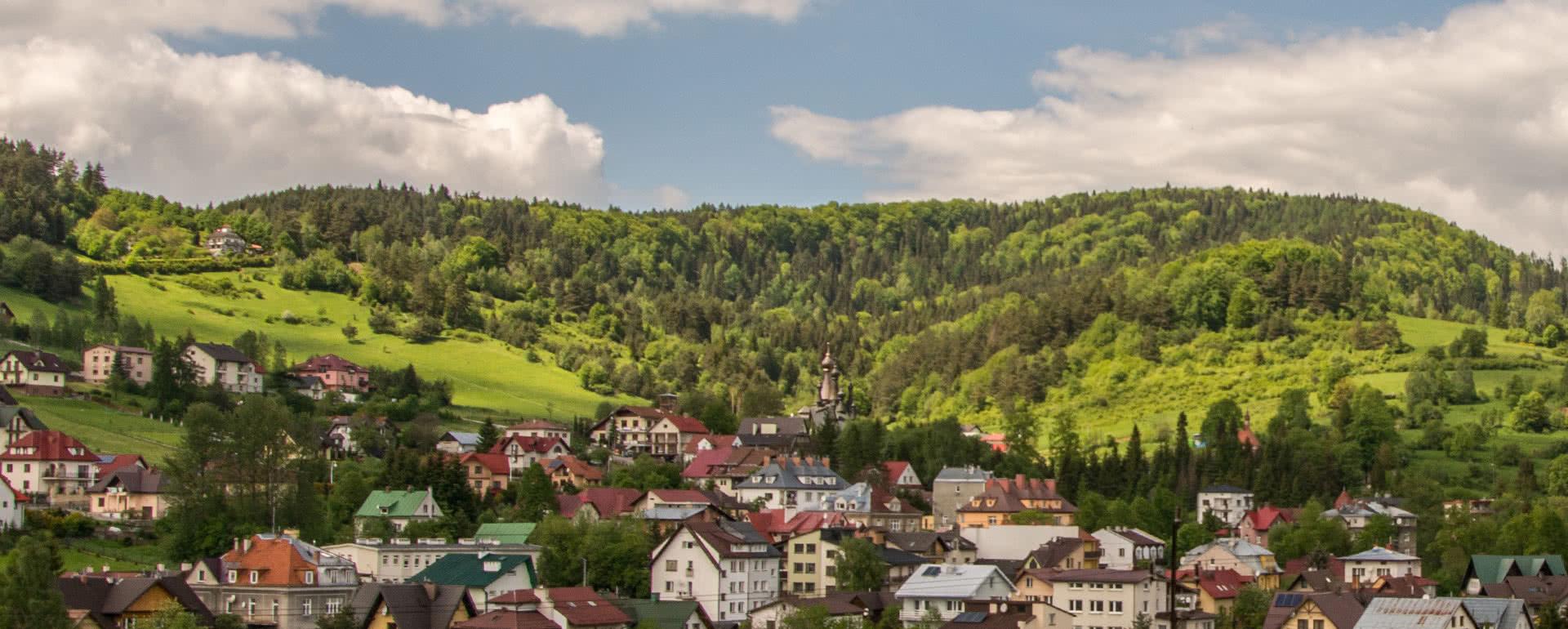 Titelbild von Krynica-Zdrój