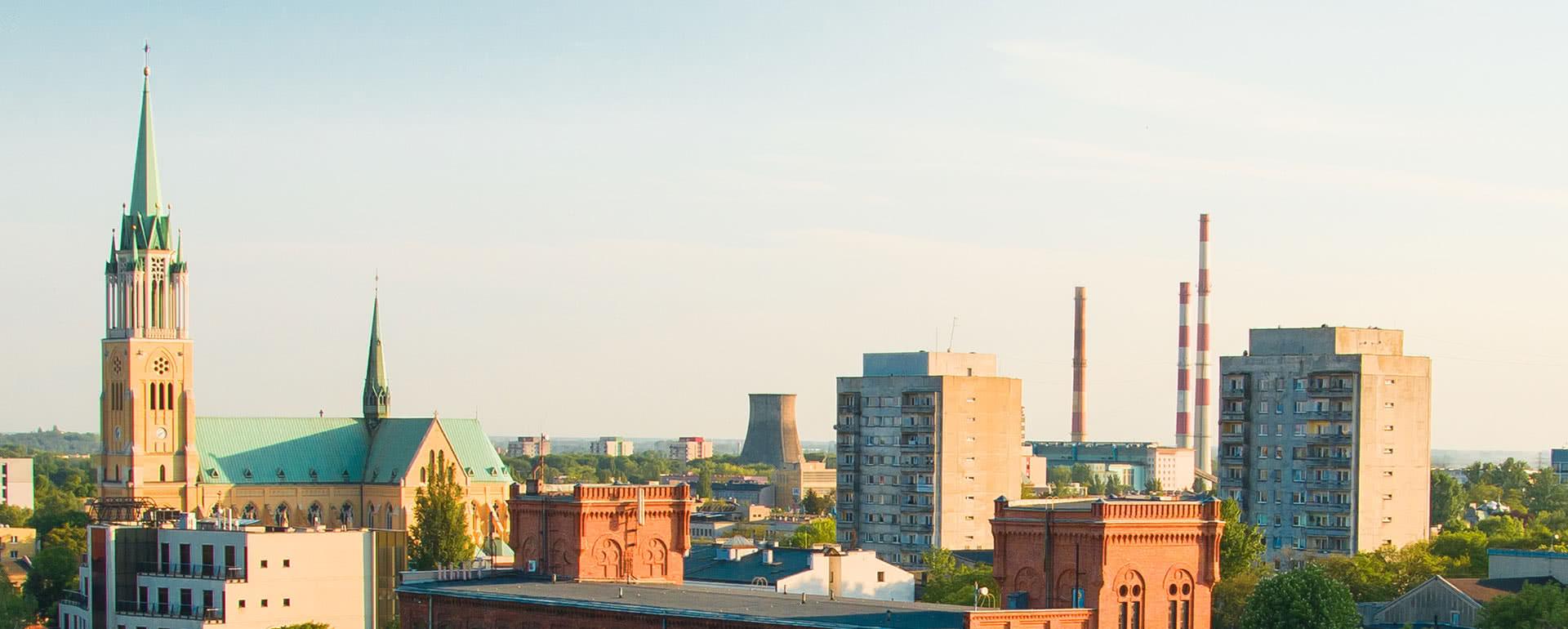 Titelbild von Lodz
