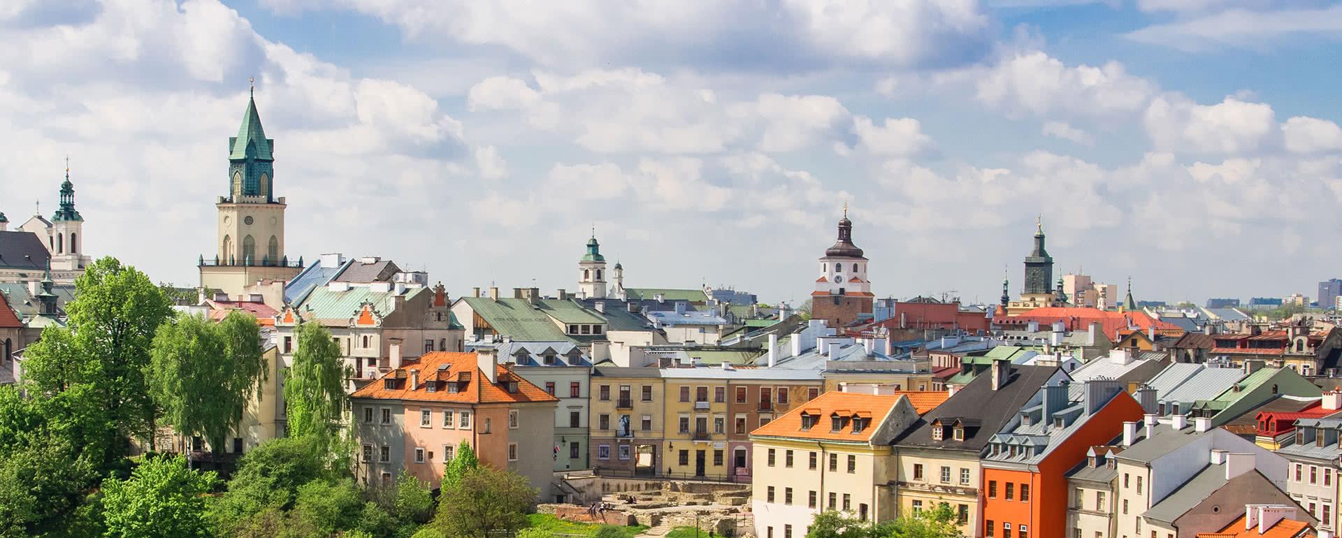 Titelbild von Lublin
