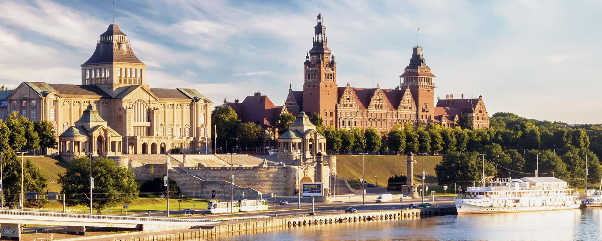 Titelbild von Szczecin