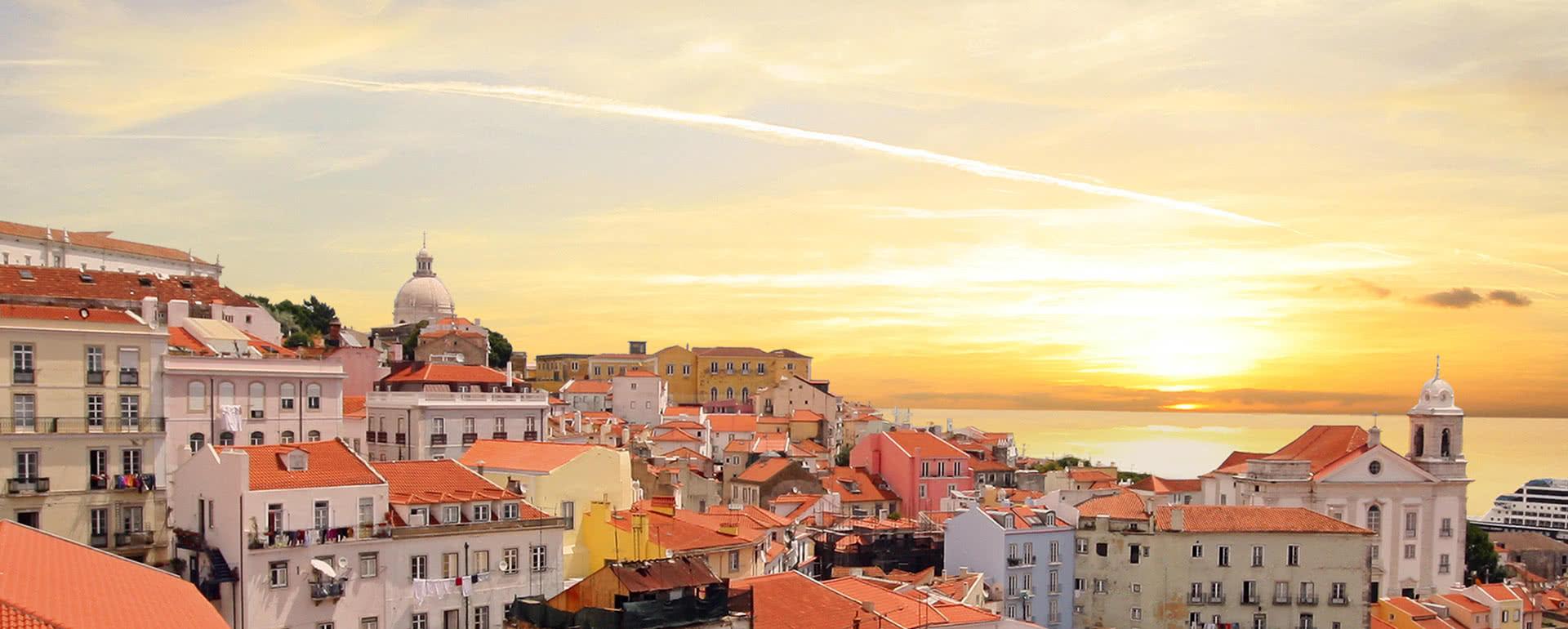 Titelbild von Lissabon