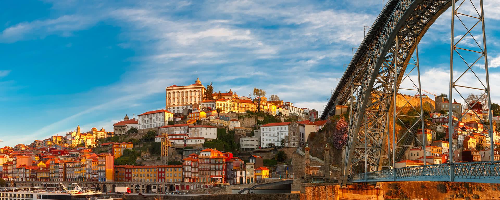 Titelbild von Porto
