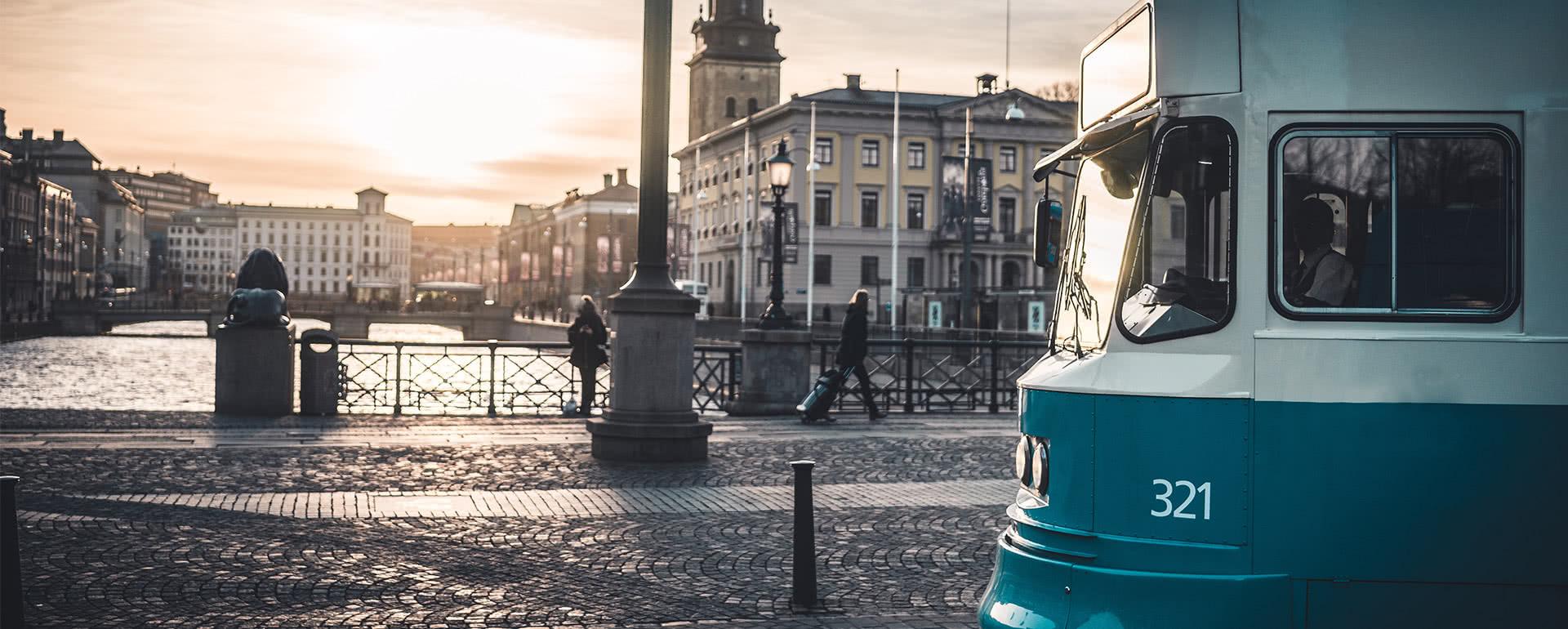 Titelbild von Göteborg