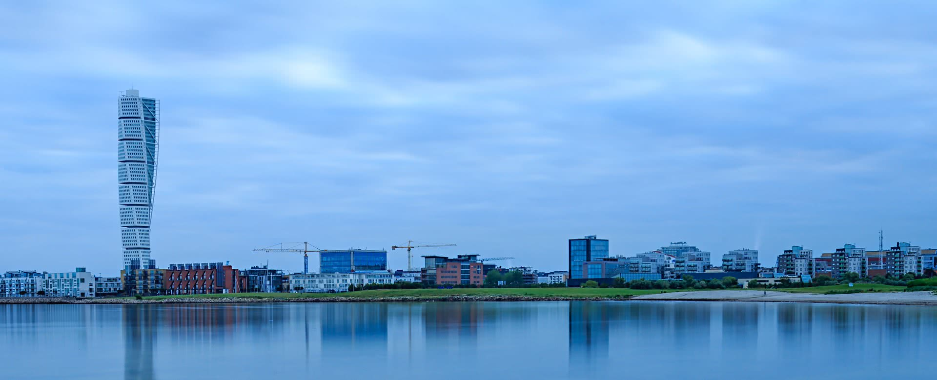 Titelbild von Malmö