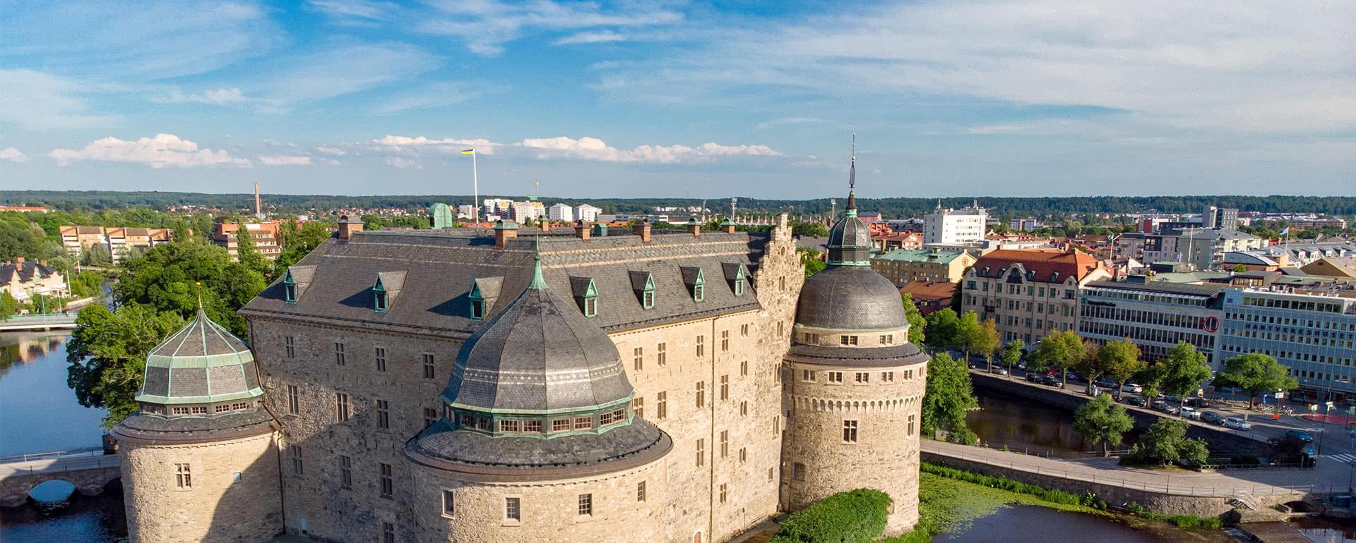 Titelbild von Örebro