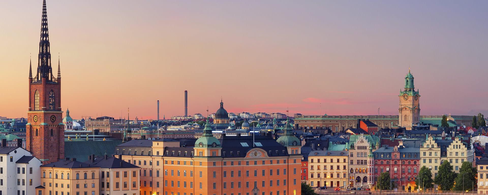 Titelbild von Stockholm