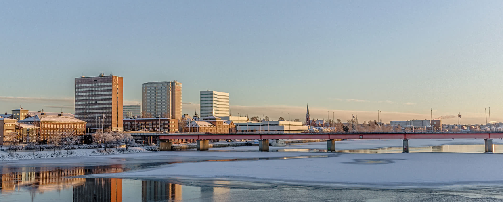 Titelbild von Umeå