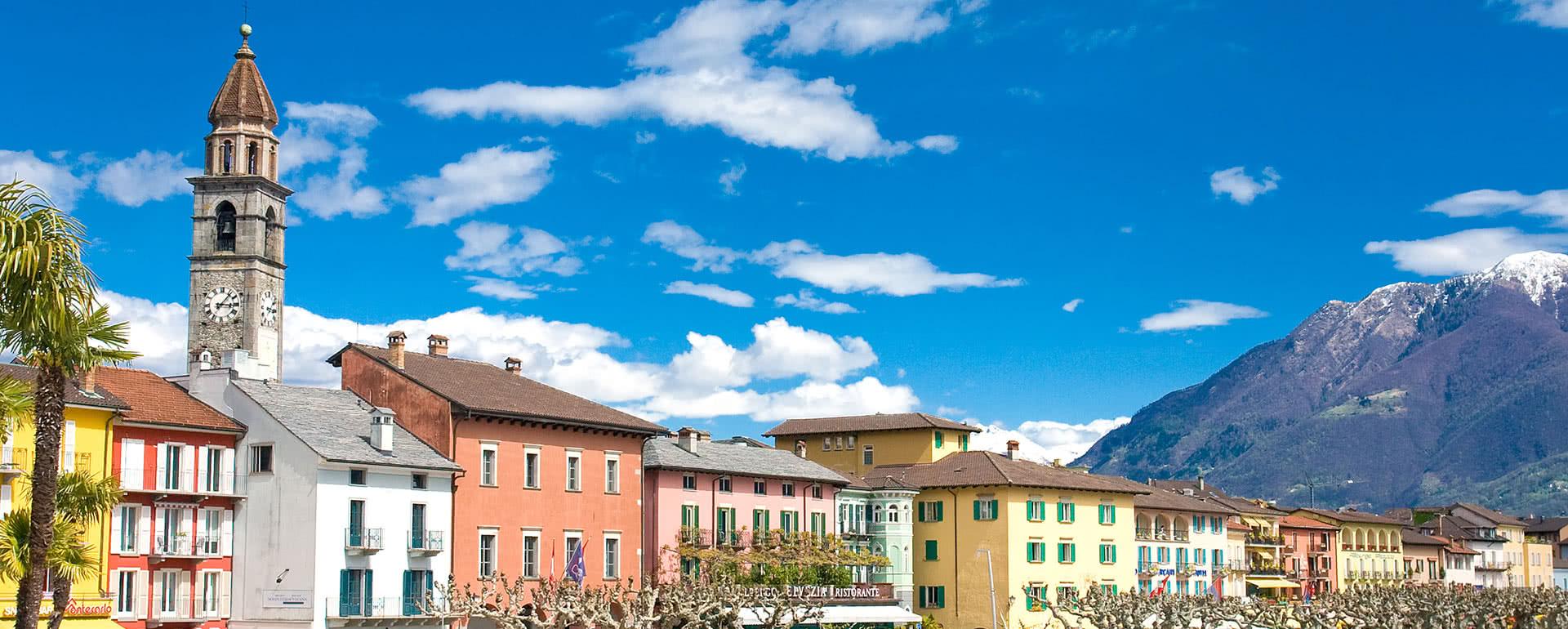 Titelbild von Ascona