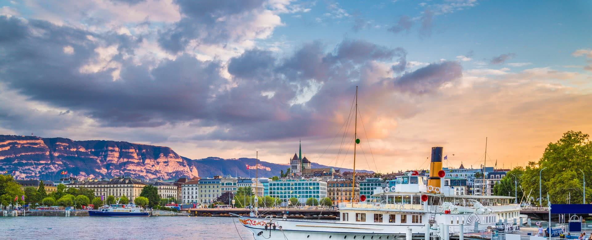 Titelbild von Genf