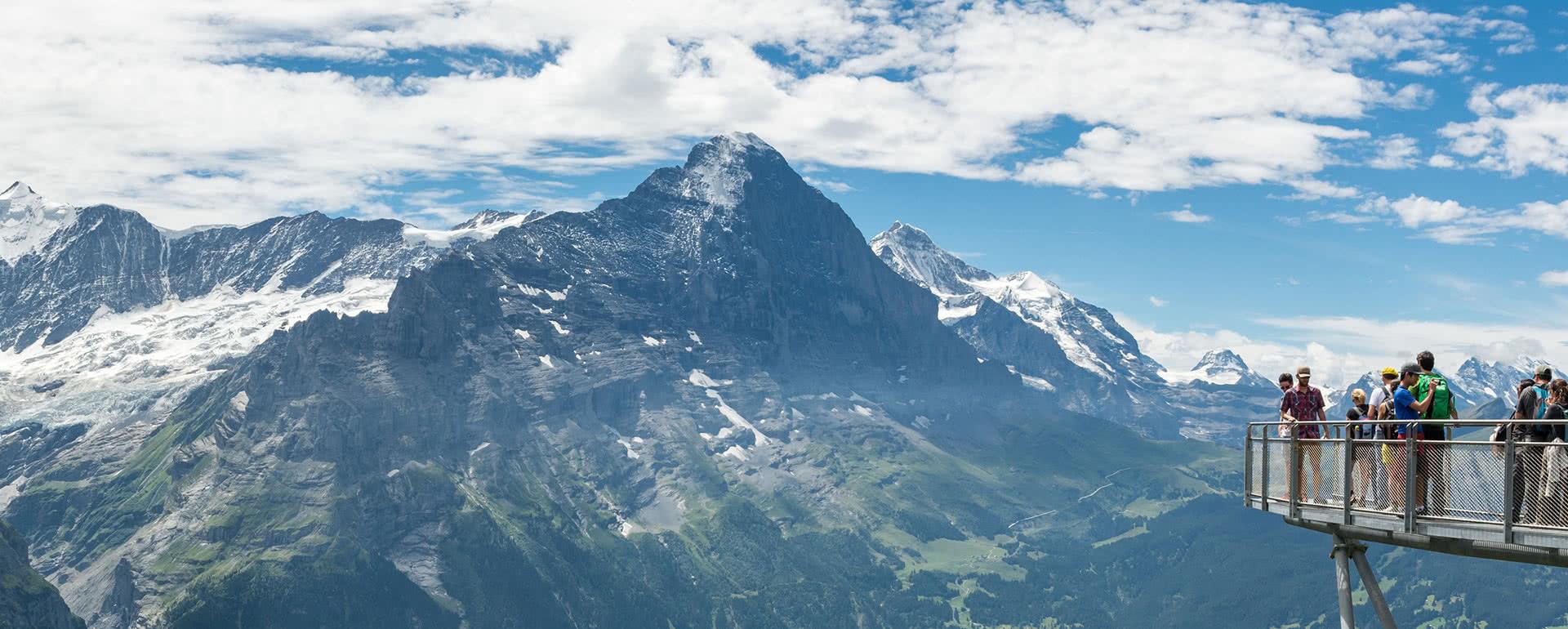 Titelbild von Grindelwald