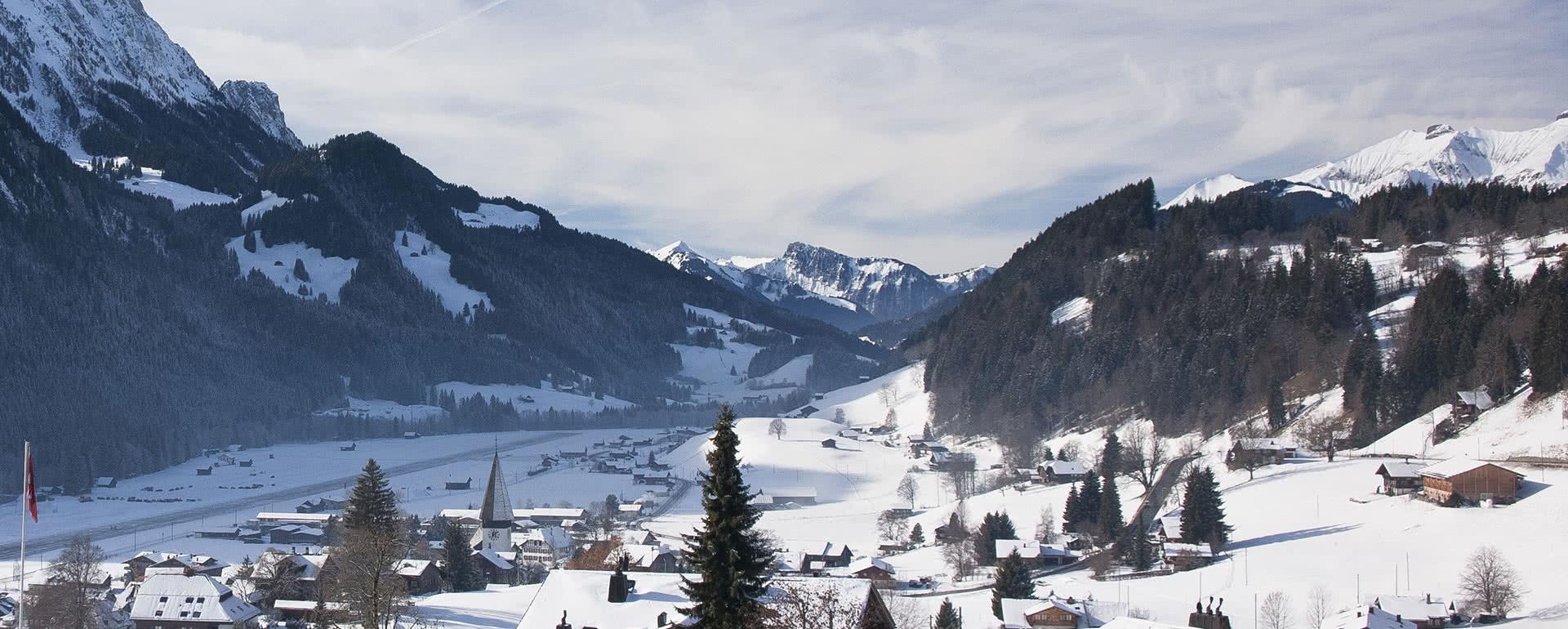 Titelbild von Gstaad
