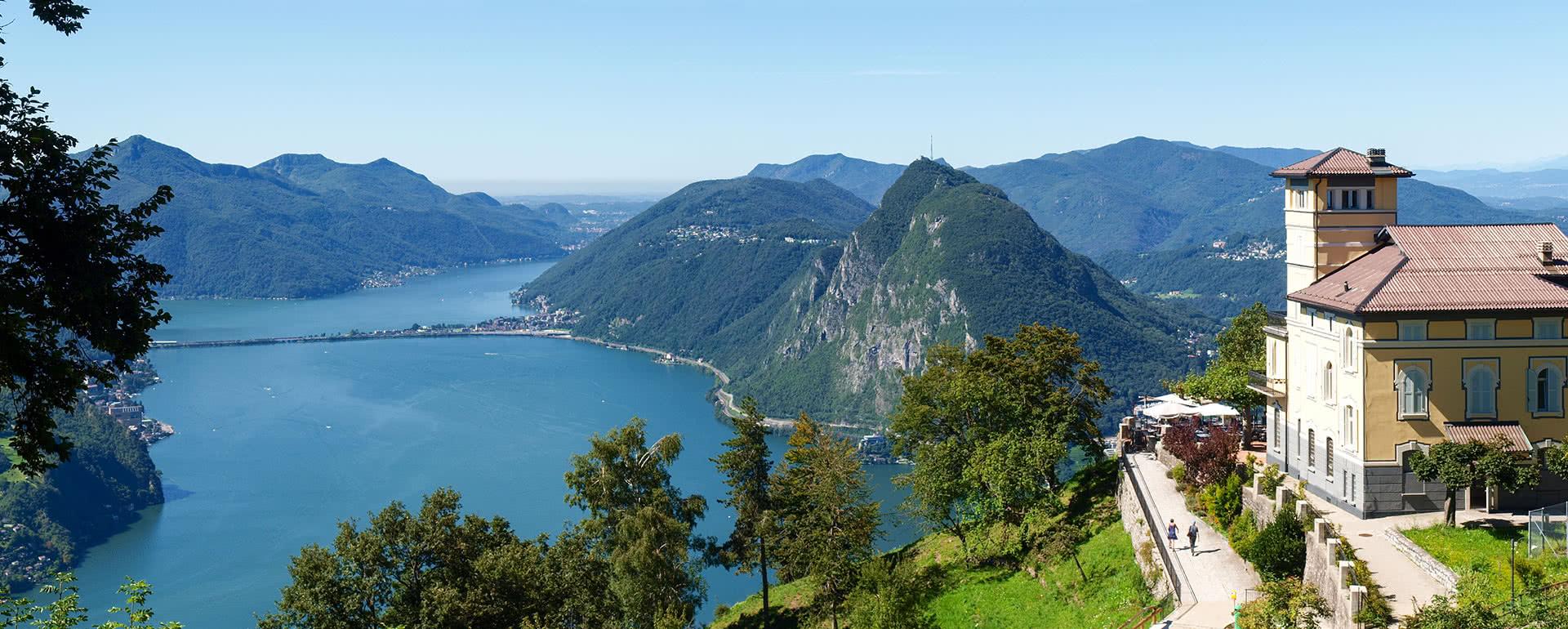 Titelbild von Lugano