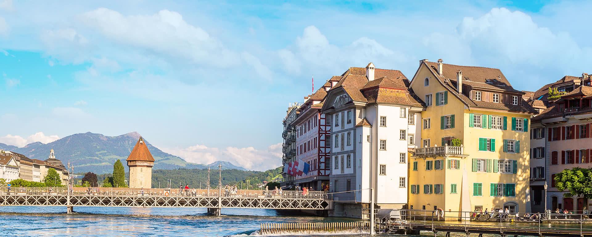 Titelbild von Luzern