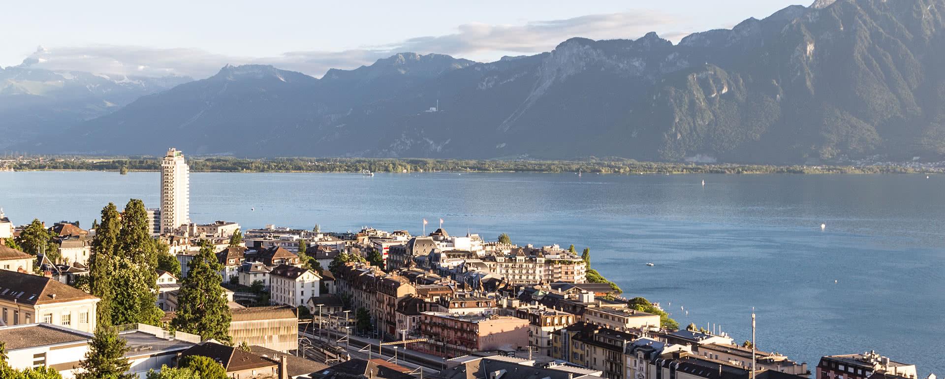 Titelbild von Montreux