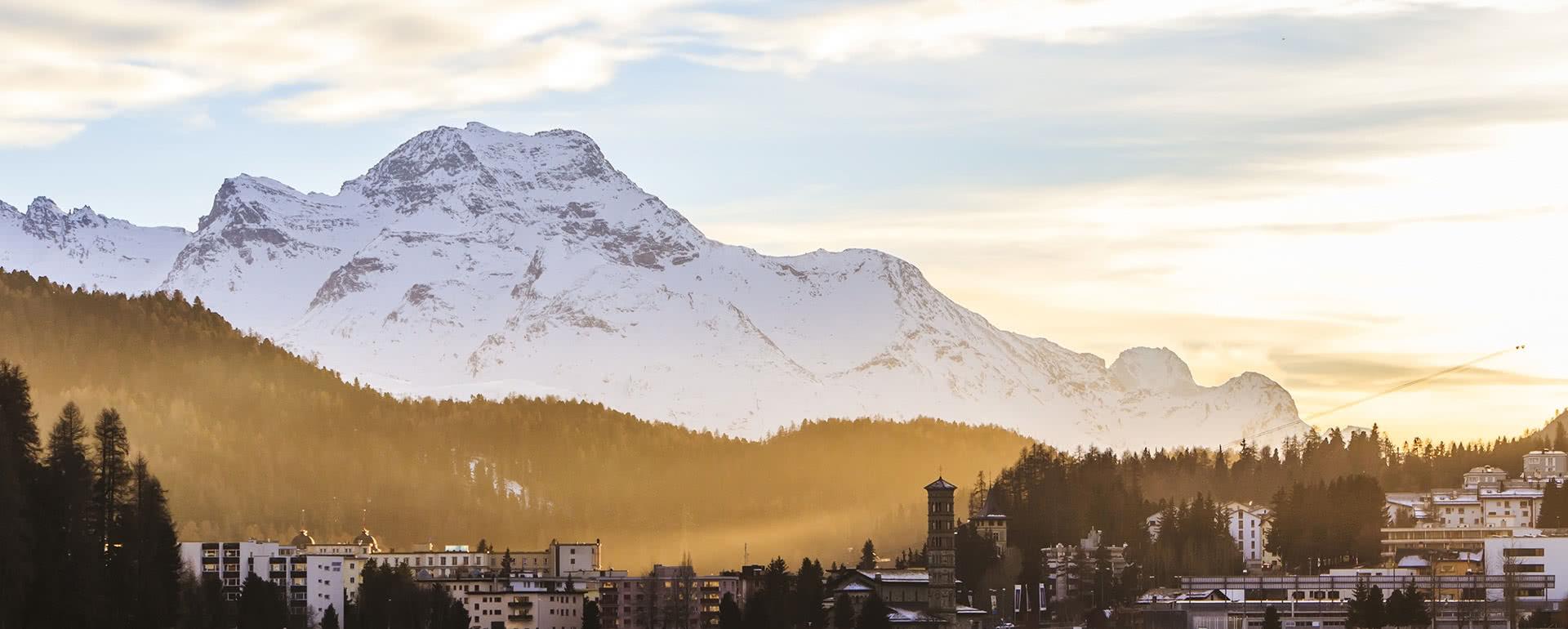Titelbild von Sankt Moritz