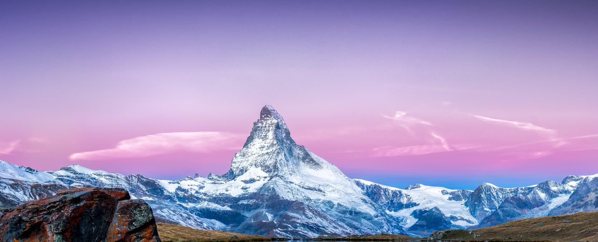 Titelbild von Zermatt