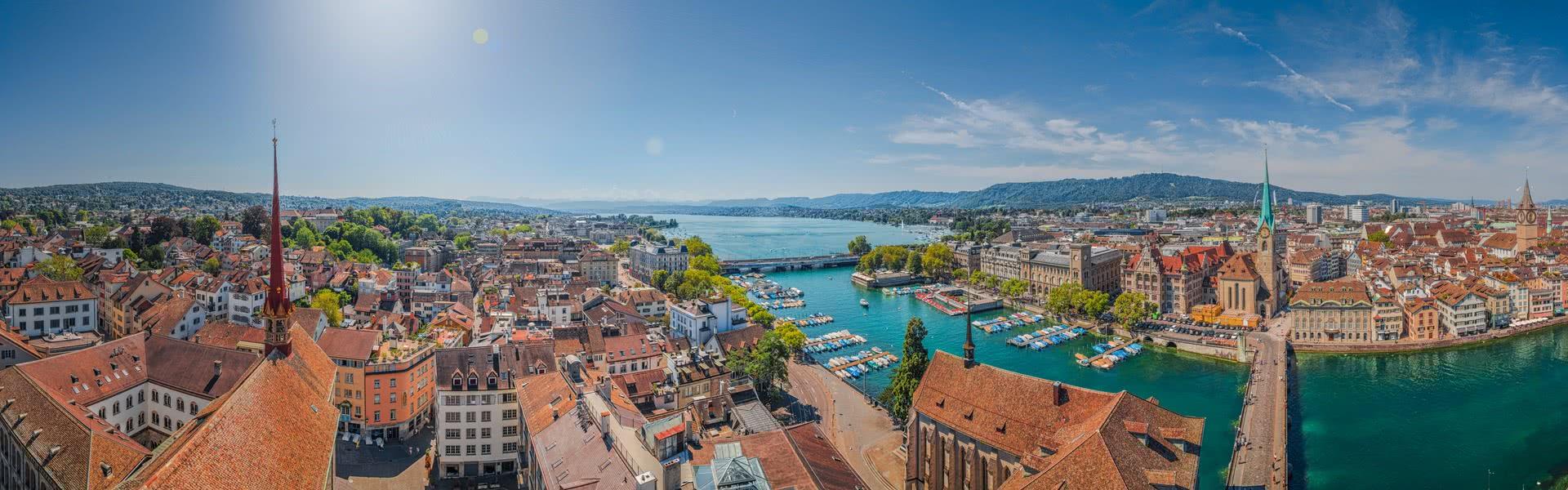 Titelbild von Zürich
