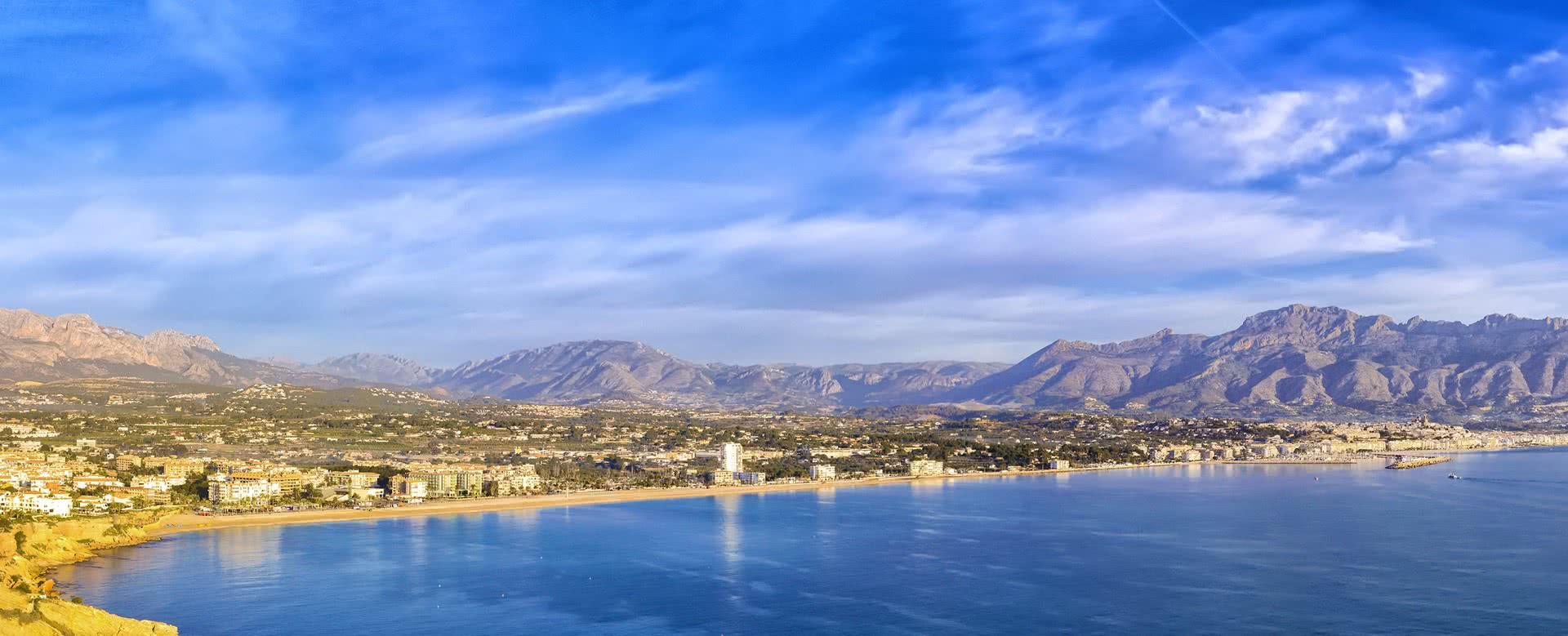 Titelbild von Alicante