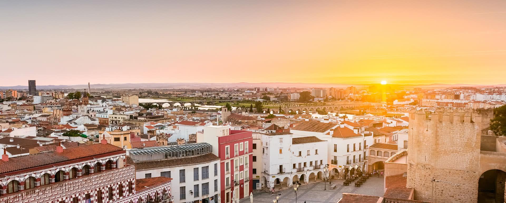 Titelbild von Badajoz