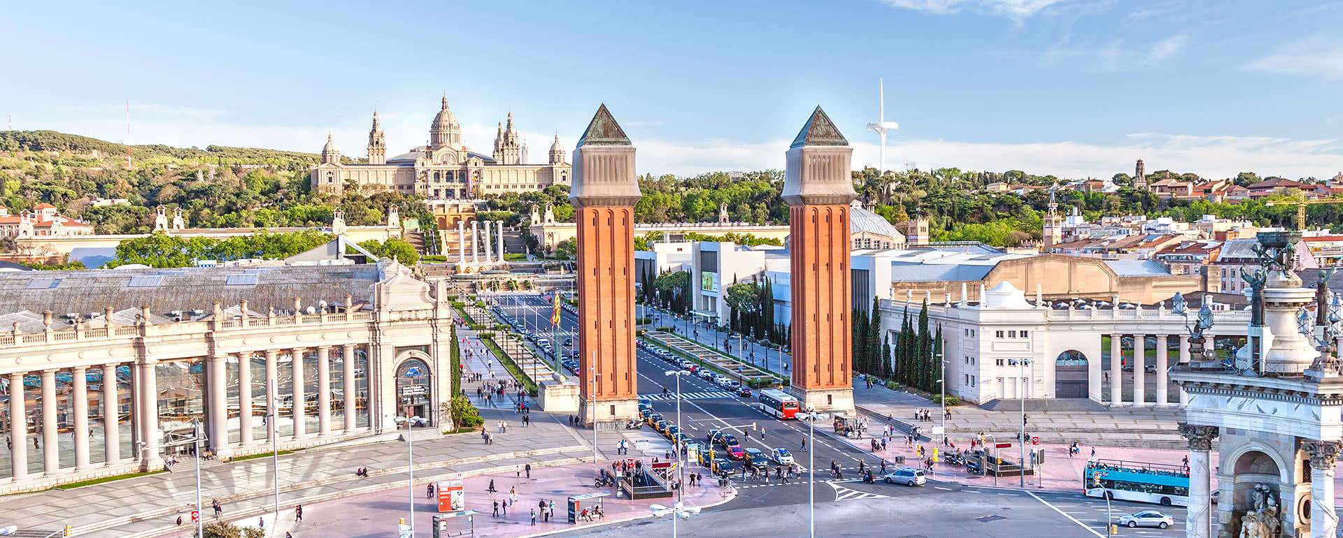 Titelbild von Barcelona
