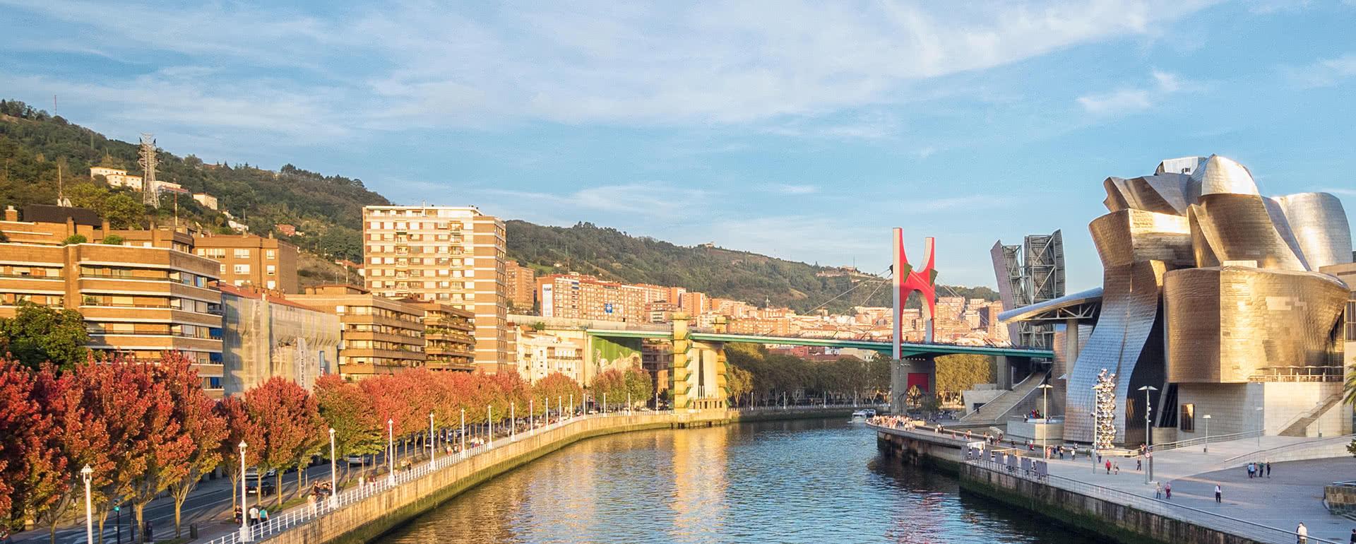 Titelbild von Bilbao