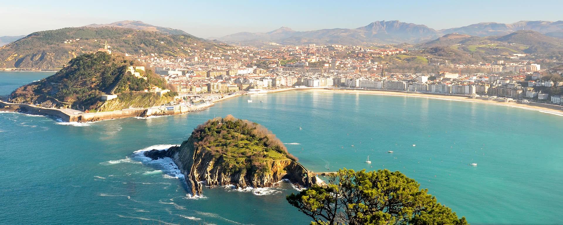 Titelbild von Donostia-San Sebastián