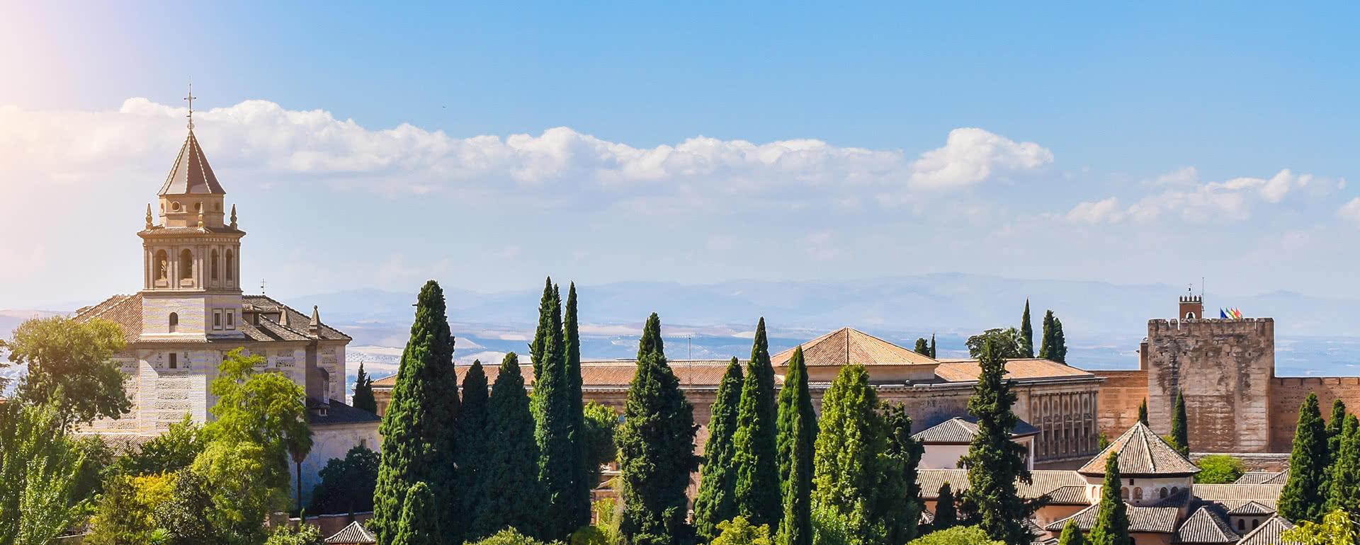 Titelbild von Granada