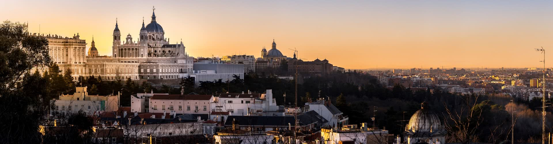 Titelbild von Madrid