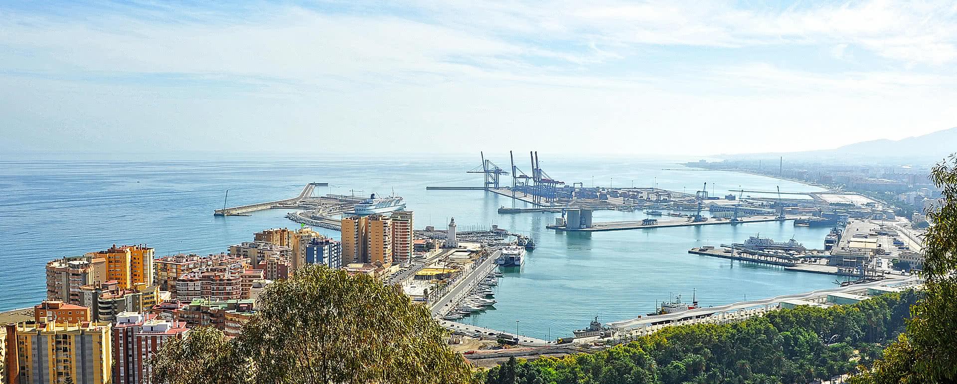 Titelbild von Málaga