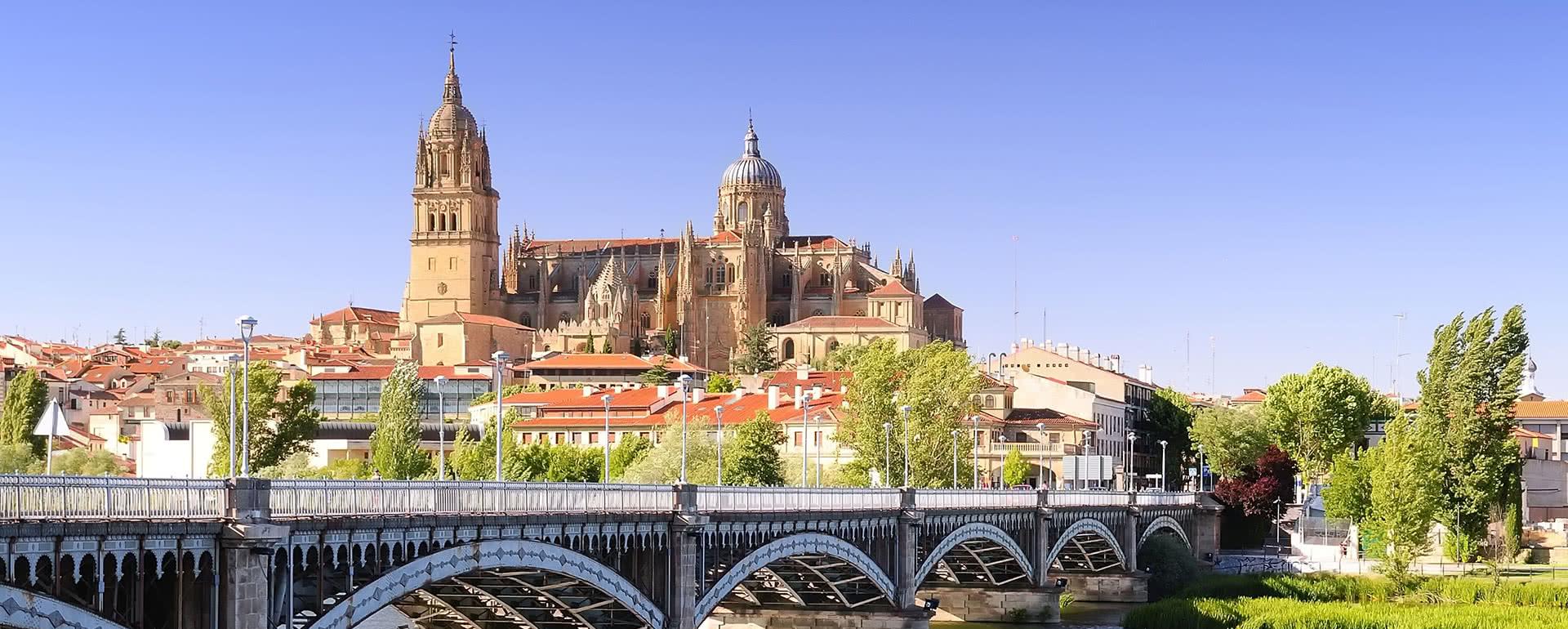 Titelbild von Salamanca