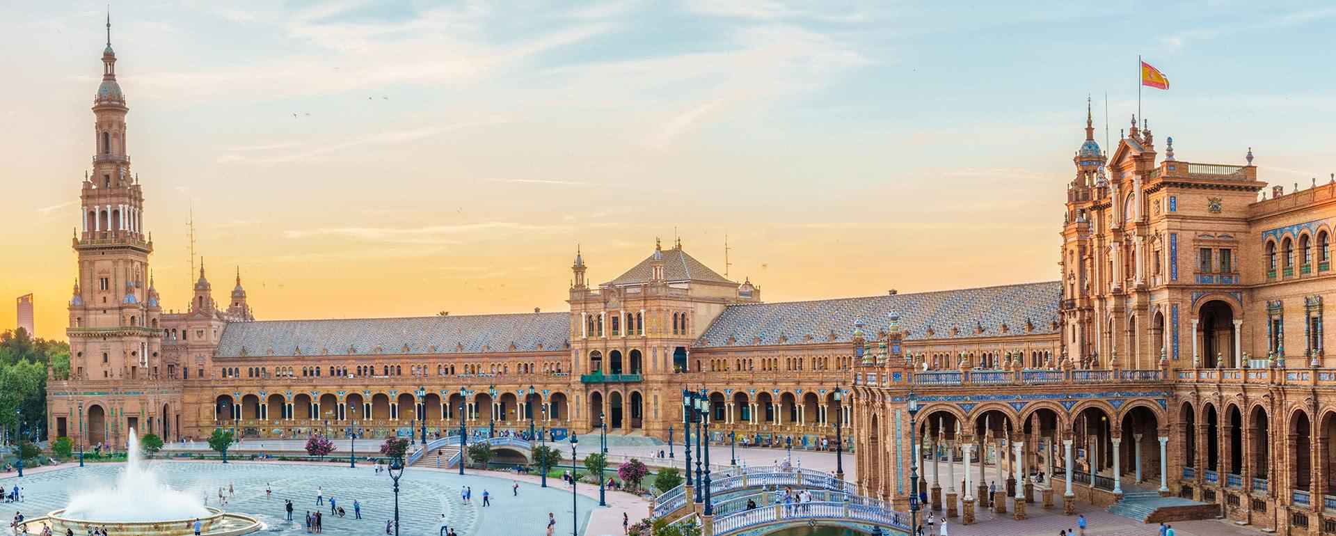 Titelbild von Sevilla
