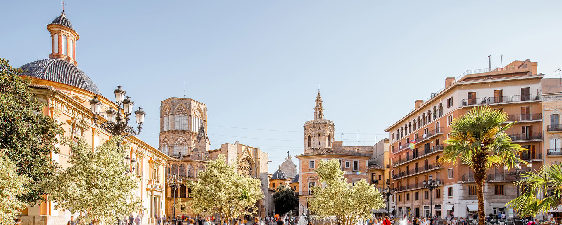 Titelbild von Valencia