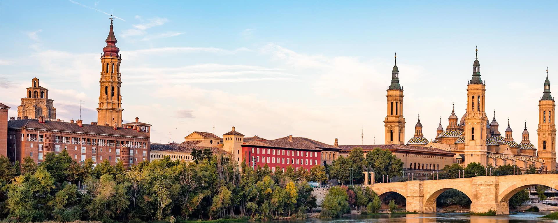 Titelbild von Zaragoza