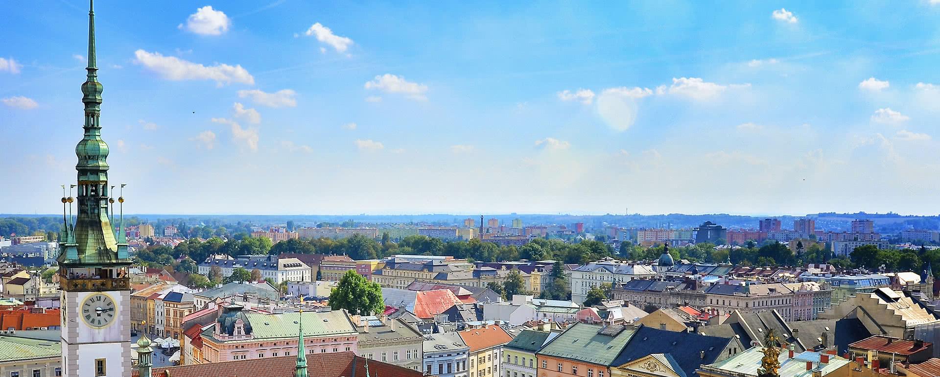 Titelbild von Olomouc