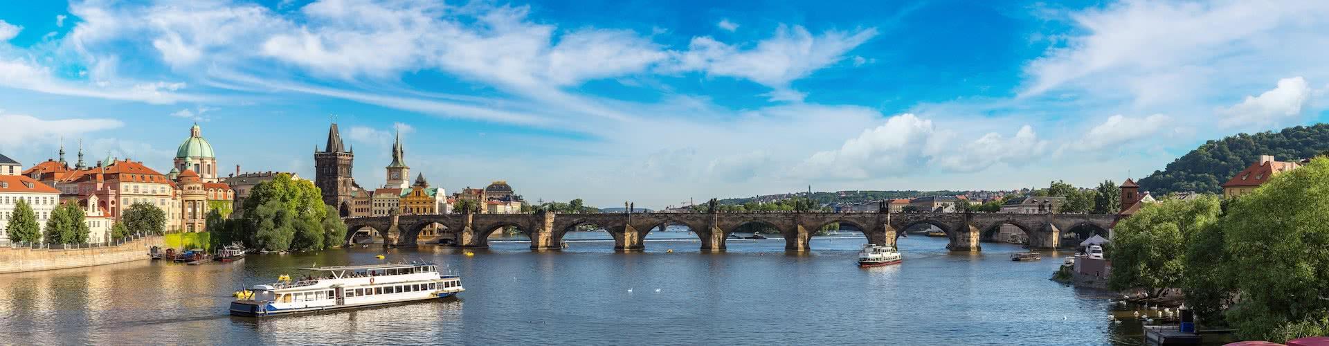 Titelbild von Prag