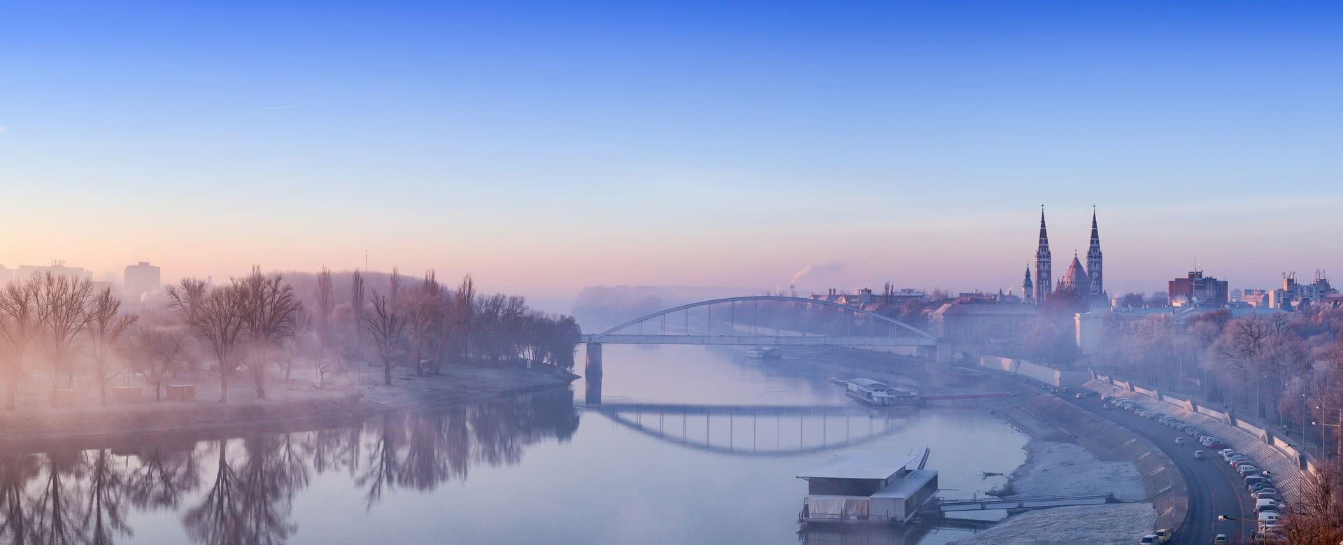 Titelbild von Szeged